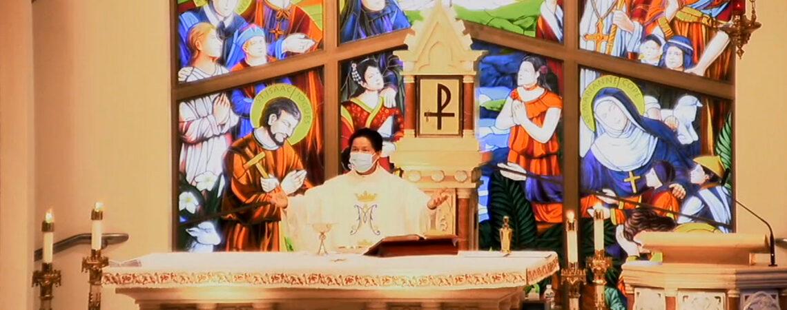 Live Stream the Mass